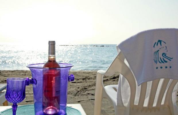 фото отеля Poseidonia Beach изображение №5