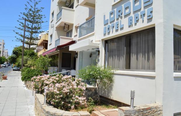 фото отеля Lordos Hotel Apts Limassol изображение №21