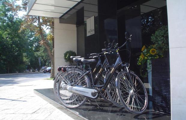 фото отеля mOdus Hotel изображение №17
