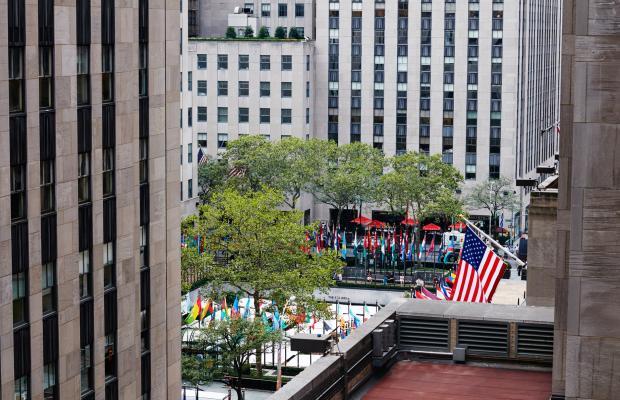 фото Club Quarters Hotel Opposite Rockefeller Center изображение №30