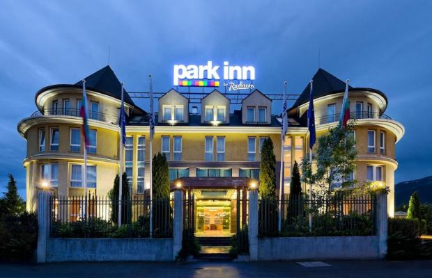 фотографии Park Inn by Radisson Sofia (ex. Greenville Hotel) изображение №8