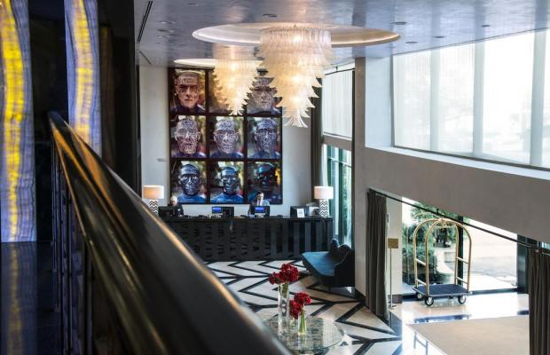 фото отеля Radisson Blu Grand Hotel (ex. Radisson Sas Grand) изображение №21