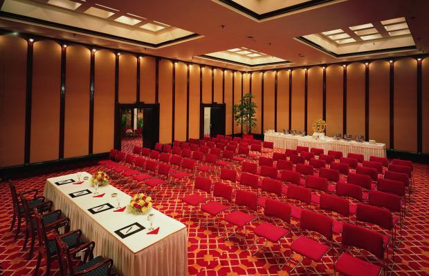 фотографии отеля ITC Mughal, A Luxury Collection (ex. Sheraton Mughal) изображение №3