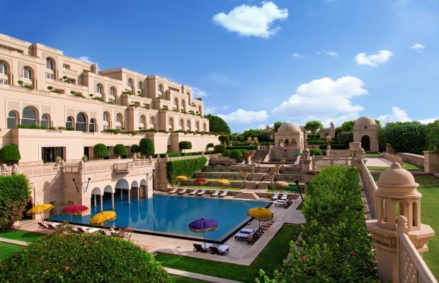 фото отеля The Oberoi Amarvilas изображение №1