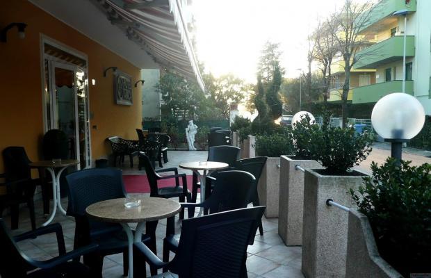 фотографии отеля Hotel Amica изображение №11