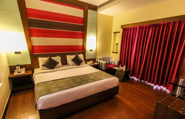 фотографии отеля Comfort Inn Vijay Residency изображение №11