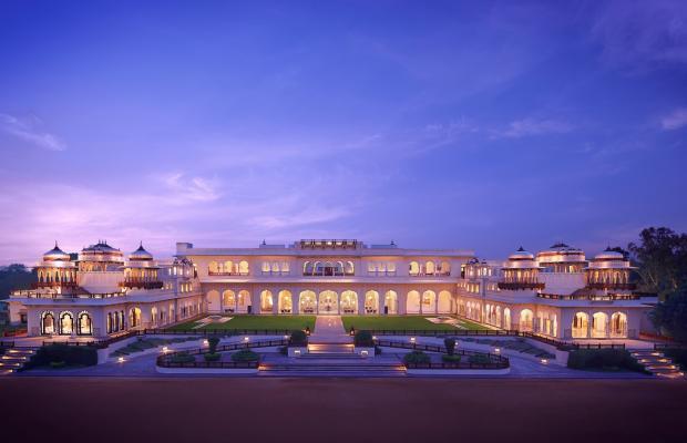 фотографии отеля Taj Rambagh Palace (ex. Ram Bagh Palace) изображение №95