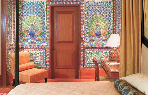 фотографии отеля Taj Rambagh Palace (ex. Ram Bagh Palace) изображение №39