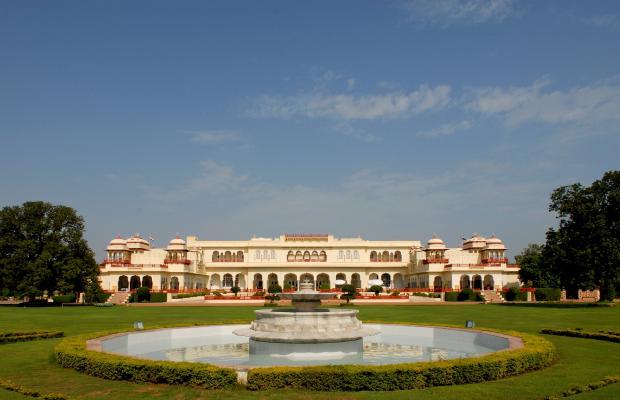 фото Taj Rambagh Palace (ex. Ram Bagh Palace) изображение №10