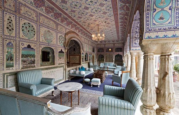 фотографии Samode Palace изображение №4
