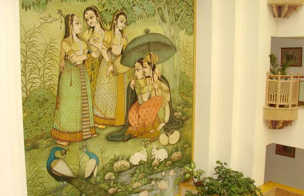 фото отеля Mansingh Towers Jaipur изображение №17