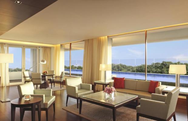 фотографии отеля The Oberoi Gurgaon изображение №27