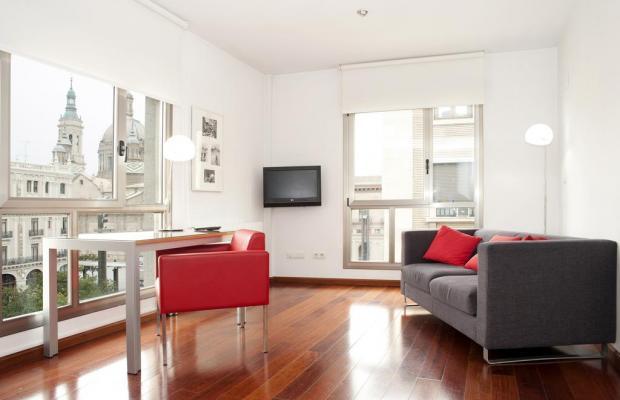 фотографии отеля Apartamentos Sabinas El Pilar изображение №15
