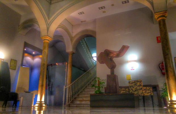 фотографии отеля Petit Palace Santa Cruz изображение №11