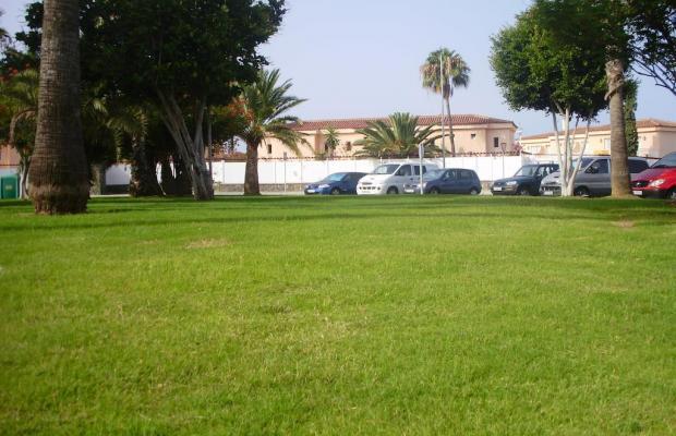 фотографии отеля Parque Nogal изображение №15