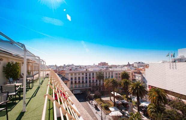 фотографии отеля Derby Sevilla изображение №3
