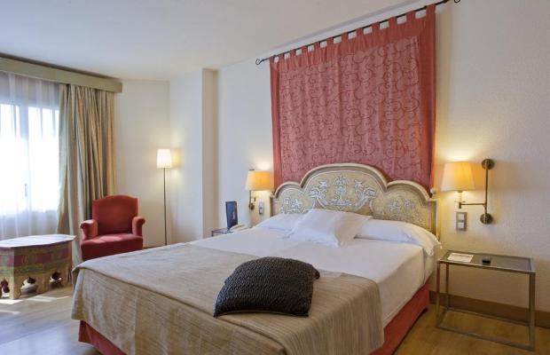 фотографии отеля Hesperia Sevilla изображение №3