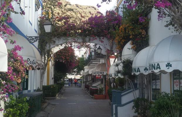 фотографии отеля Residencial Puerto Mogan изображение №31