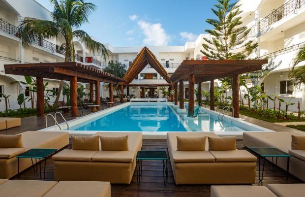 фото отеля HM Playa Del Carmen (ex. Carmen Inn) изображение №1