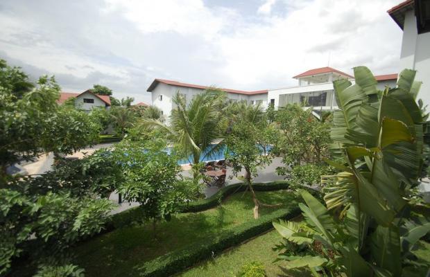фотографии Paradise Angkor Villa Hotel изображение №16