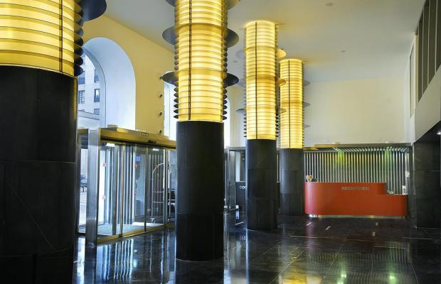 фото отеля Vincci Zaragoza Zentro (ex. Silken Zentro) изображение №21