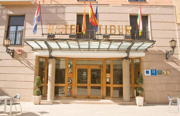 фото отеля Hotel Tibur изображение №1