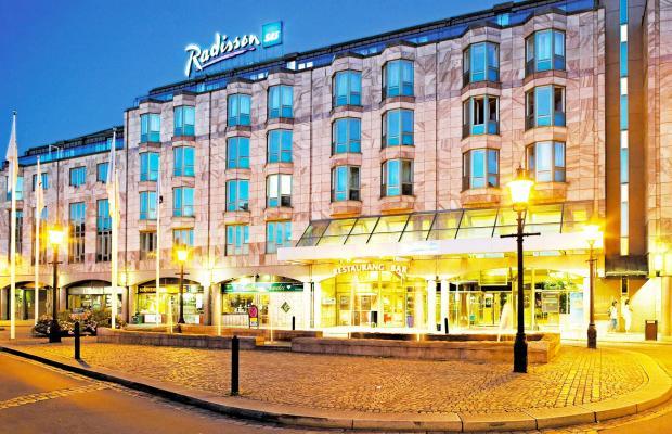 фото отеля Radisson BLU Scandinavia (ex. Radisson Sas Scandinavia) изображение №1