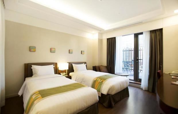 фото отеля Best Western Premier Seoul Garden Hotel (ex. Holiday Inn Seoul; The Seoul Garden Hotel) изображение №13