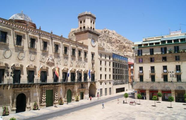 фото отеля Eurostars Mediterranea Plaza изображение №1