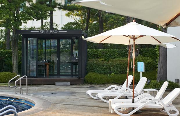 фото отеля The Suites Hotel Jeju изображение №29