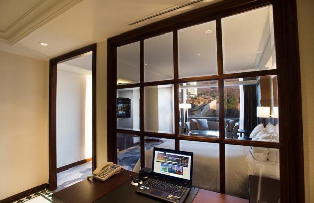 фото отеля Millennium Seoul Hilton изображение №21