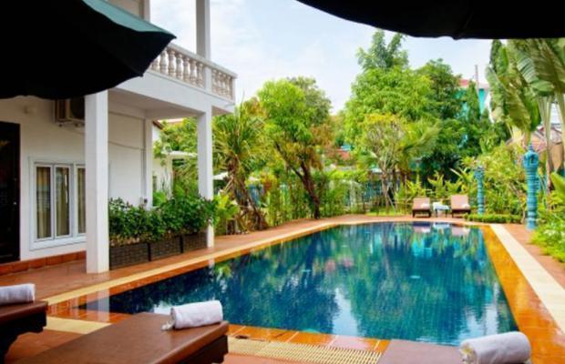 фото отеля Frangipani Green Garden Hotel and Spa изображение №37