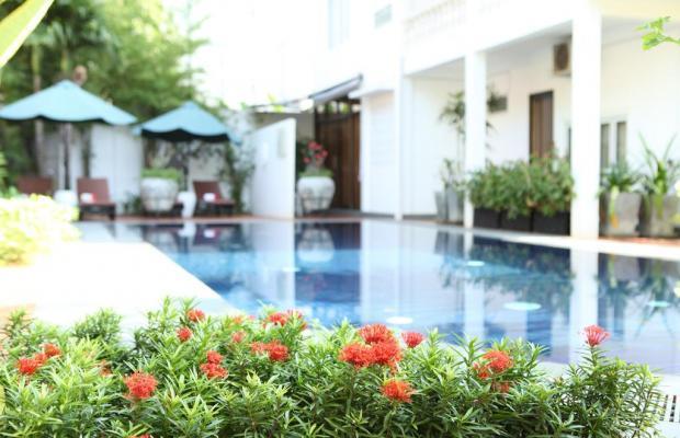 фотографии отеля Frangipani Green Garden Hotel and Spa изображение №35