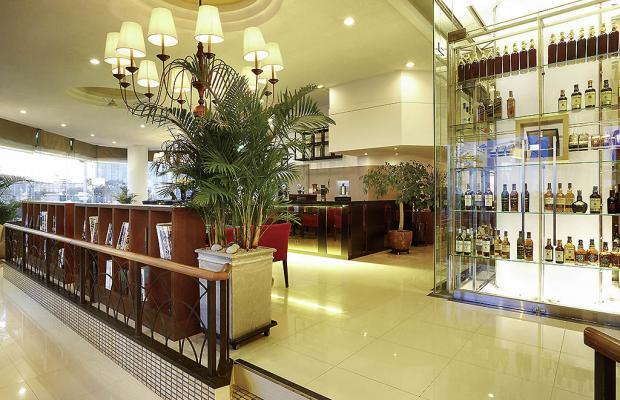 фотографии отеля Novotel Busan Ambassador (ex. Busan Marriott Hotel) изображение №11