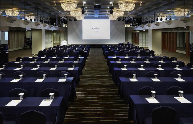 фото Novotel Busan Ambassador (ex. Busan Marriott Hotel) изображение №10