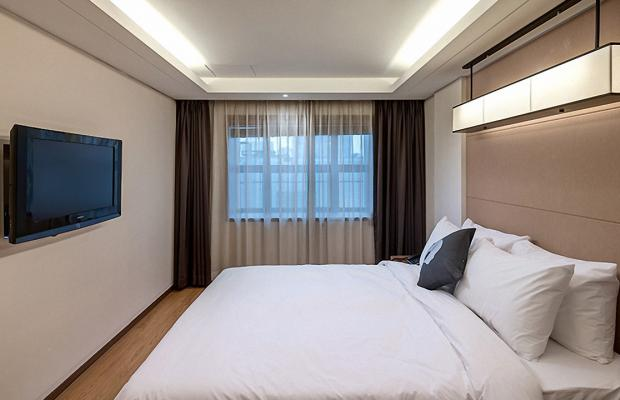 фотографии отеля Hotel The Designers Yeouido (ex. Hotel Together Yeouido; Three Seven Stay Hotel; Park 365 Hotel) изображение №11