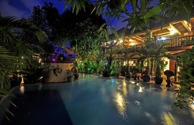 фотографии отеля HanumanAlaya Boutique Residence изображение №23