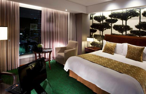 фотографии отеля COEX InterContinental Seoul изображение №27