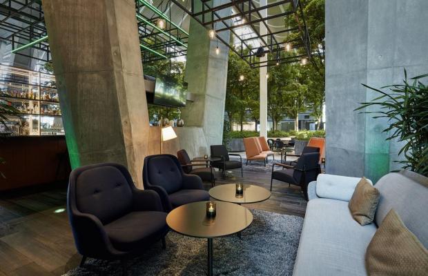 фотографии отеля Crowne Plaza Copenhagen Towers изображение №3