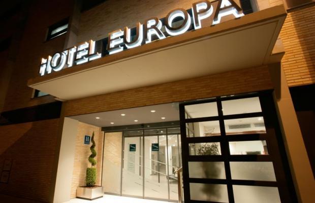 фотографии отеля Europa изображение №31