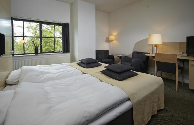 фотографии отеля Radisson Blu Hotel Papirfabrikken изображение №15