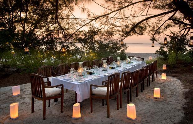 фотографии отеля andBeyond Mnemba Island Lodge изображение №7
