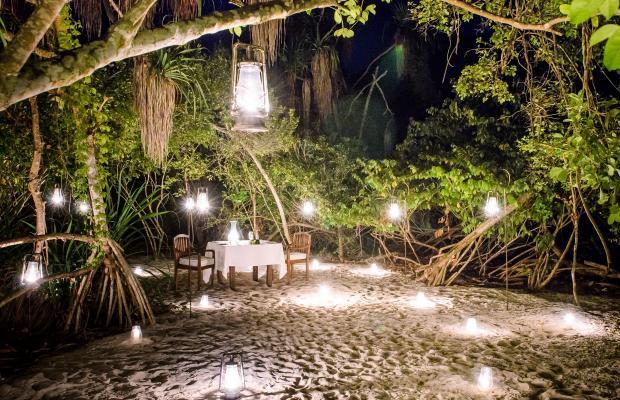 фотографии отеля andBeyond Mnemba Island Lodge изображение №3