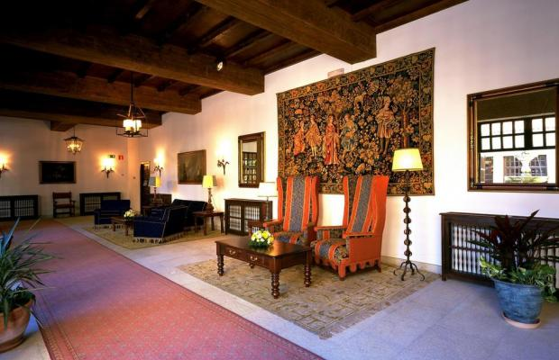 фотографии отеля Parador de Baiona изображение №15