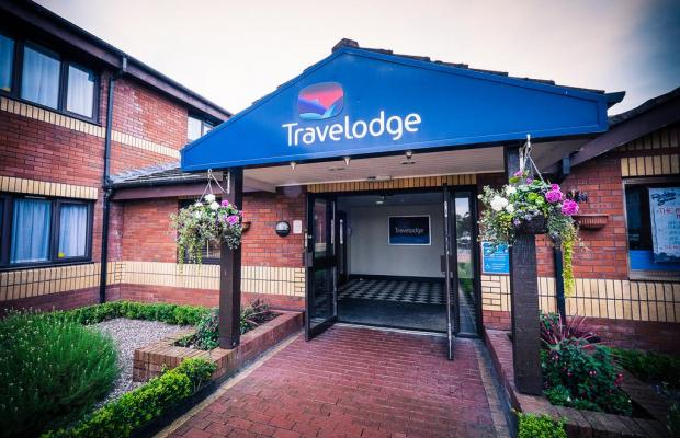 фото отеля Travelodge Cork Airport изображение №5