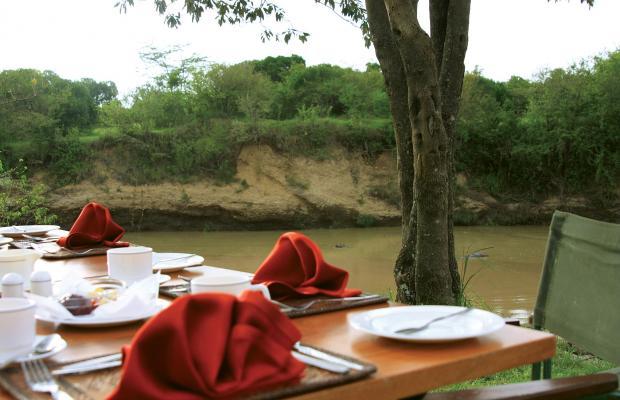 фото отеля Mara Simba Lodge изображение №17