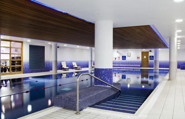 фотографии отеля Clayton Hotel Cardiff Lane изображение №15
