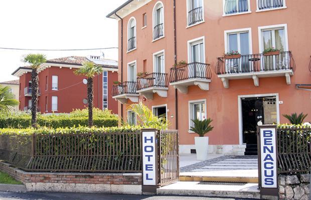 фотографии отеля Hotel Benacus изображение №3