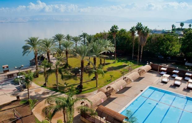 фото отеля Leonardo Tiberias (ex. Moriah Gardens Tiberias) изображение №1