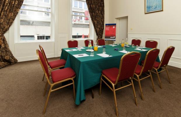 фотографии отеля Central Hotel Dublin изображение №15